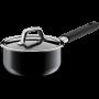 Cazo Fusiontec Mineral Black de hierro fundido 1,3 L  | Ø 16 cm